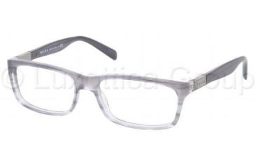 Prada PR02OV Single Vision Prescription Eyewear EAJ1O1-5316 -