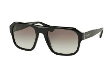 e706778ef7c1 Prada PR02SS Sunglasses 1AB0A7-55 - Black Frame