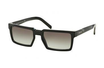 108432c4dbf Prada PR03SS Sunglasses 1AB0A7-54 - Black Frame