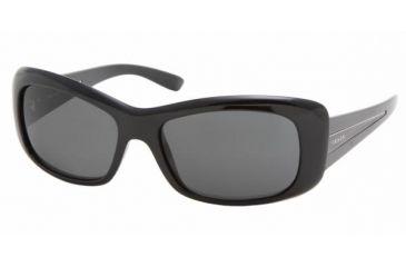 Prada PR04LS #1AB1A1 - Gloss Black Gray Frame