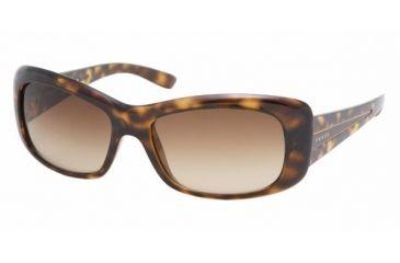 Prada PR04LS #2AU6S1 - Havana Brown Gradient Frame