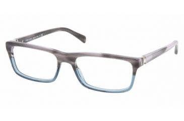 Prada PR06NV #RY01O1 - Tortoise Denim / Gray Frame, Demo Lens Lenses
