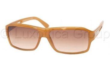 Prada PR09IS Sunglasses 7776S1-5913 - Brown Camel Brown Gradient