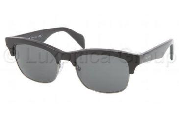 Prada PR11PS Bifocal Prescription Sunglasses PR11PS-1AB1A1-5419 - Lens Diameter 54 mm, Frame Color Black