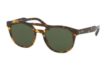 83b74a88a244f Prada PR13TS Sunglasses VAU1I0-54 - Havana Frame