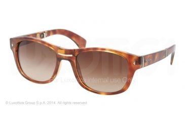 9114857599a4 Prada PR14OS Sunglasses 4BW0B3-54 - Light Havana Frame