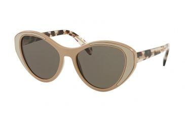 26e8428a11d Prada PR14US Progressive Prescription Sunglasses PR14US-02R5S2-55 - Lens  Diameter 55 mm