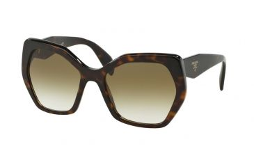 b6dc6b4343 Prada PR16RSF Sunglasses 2AU4M0-59 - Havana Frame