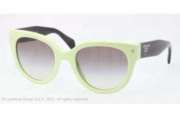 Prada PR17OS Progressive Prescription Sunglasses PR17OS-DG20A7-54 - Lens Diameter 54 mm, Lens Diameter 54 mm, Frame Color Green