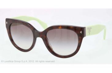 Prada PR17OS Progressive Prescription Sunglasses PR17OS-QFL0A7-54 - Lens Diameter 54 mm, Lens Diameter 54 mm, Frame Color Havana