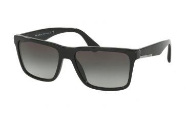139bfd72b4a Prada PR19SS Sunglasses 1AB0A7-59 - Black Frame