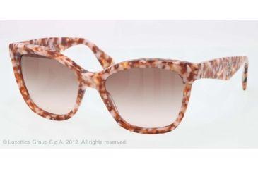 46d7e3c94888c Prada PR20PS Sunglasses NAH0A6-56 - Pink Marble
