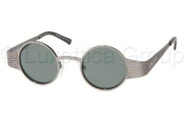 Prada PR51IS Sunglasses 5AV3O1-4021 - Gunmetal Green
