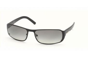 Prada PR52FS #1BO3M1 - Matte Black Gray Gradient Frame