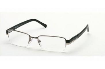 Prada PR60HV #7BN1O1 - M:silver P:black Frame