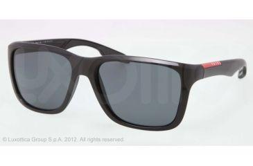 Prada PS04OS Sunglasses 1AB5Z1-59 - Black