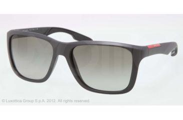 Prada PS04OS Sunglasses OAS3M1-59 - Dark Gray