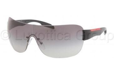 Prada PS05NS Sunglasses 1BO3M1-0135 - Gunmetal Frame, Gray Gradient Lenses