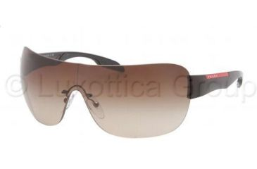 Prada PS05NS Sunglasses BRR6S1-0135 - , Brown Gradient Lenses