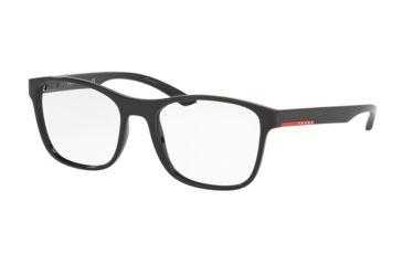ca6261c942e0 Prada PS08GV Eyeglass Frames 1AB1O1-54 - Black