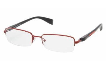 Prada PS51BV #ACE1O1 - Demi-Shiny Coral Frame