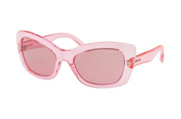 1747a7ab6000 Prada Sunglasses PR19MS 339345-56 - , Pink Lenses