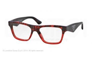 prada fake - Prada TRIANGLE PR20QV Single Vision Prescription Eyeglasses |