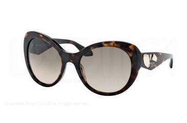 e5bc43f348 Prada VOICE PR26QS Progressive Prescription Sunglasses PR26QS-2AU3D0-56 -  Lens Diameter 56 mm