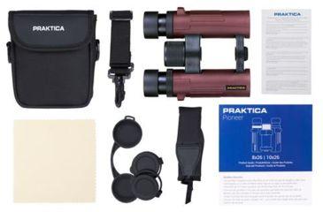 16-Praktica Pioneer 10x26 Binoculars