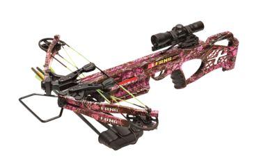 5-PSE Archery Fang LT Crossbow