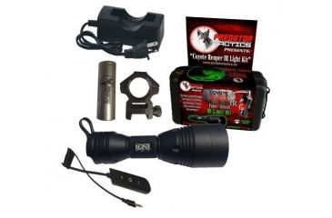 1-Predator Tactics Coyote Reaper IR (Infrared) Hunting Light Kit for Night Vision Optics