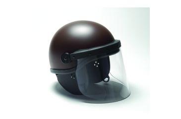 Premier Crown Corp 900 Riot Duty Helmet, Brown - 9001