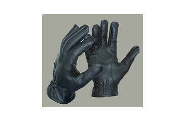 BlackWater Gear Premium Leather Gloves, Spectra Lined