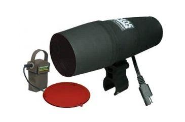 Primos 62361 Yard Varmint Light Kits 6 Volt Rechargeable Black
