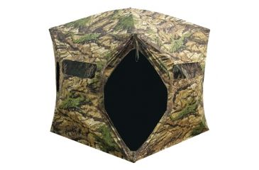 Primos Double Bull Double Wide Door Ground Blind