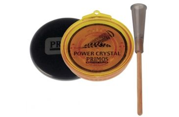 Primos Power Crystal Turkey Call With Wet Weather Striker 217W