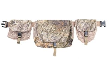 Primos Small Game Belt Fits Waist Size 23 to 53 Inches Mossy Oak Brush Camouflage 6504