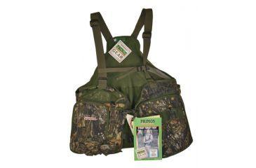 Primos Strap Turkey Vest Mossy Oak New Break Up Size Medium/Large 6484