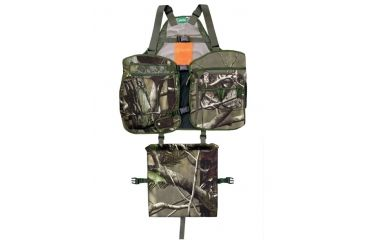 Primos Strap Turkey Vest, Real Tree Xtra Green, XL PS6563