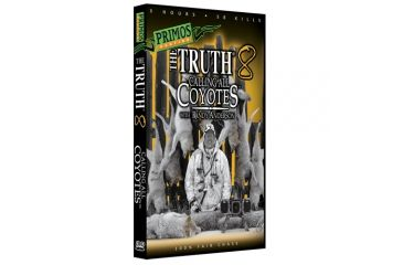 Primos Hunting The Truth 8  DVD - Calling All Coyotes 41081