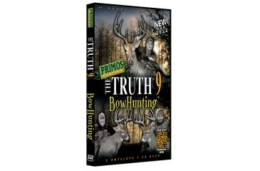 Primos Hunting The Truth 9 DVD - Bowhunting 46091