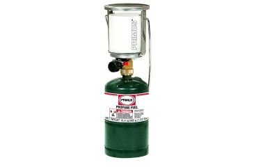Primus Tor Jr. Propane Lantern with Piezo and Stable Base Adaptor P-217995