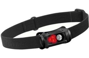Princeton Tec Headlamp Remix Pro Black w/ Red LEDs
