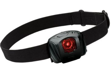 Princeton Tec Tactical Eos Black Strap Red Lens