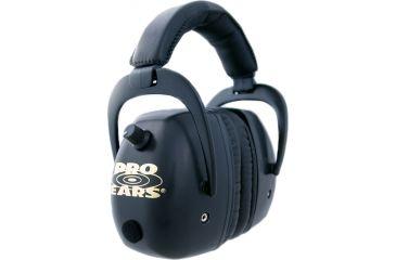 Pro-Ears Dimension 1 Plus Pro-Mag Plus Shooting Earmuffs GS-DPM-Black