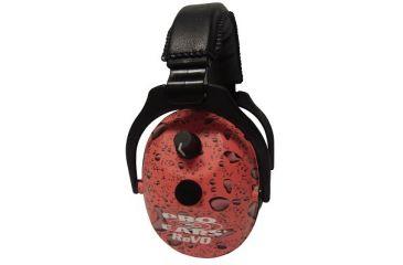 Pro-Ears ReVO Electronic Passive Ear Muffs - Pink Rain ER300-PR
