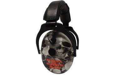 Pro-Ears ReVO Electronic Passive Ear Muffs - Skulls ER300-SK