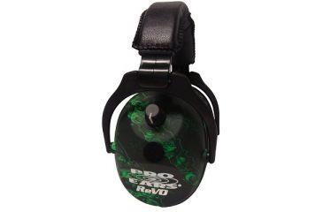 Pro-Ears ReVO Electronic Passive Ear Muffs - Zombie ER300-ZOM
