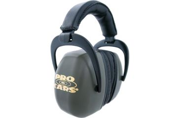 Pro-Ears Ultra Pro Headset, Green PE-UP-G