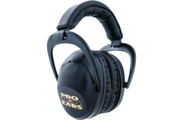 Pro-Ears Ultra Sleek Headset, Black PE-US-B